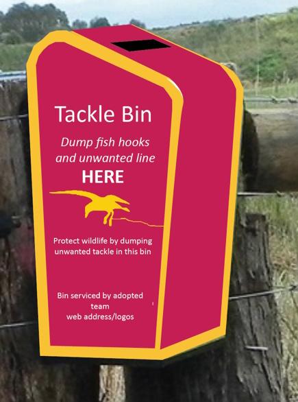 Tackle Bin Side Mock-up